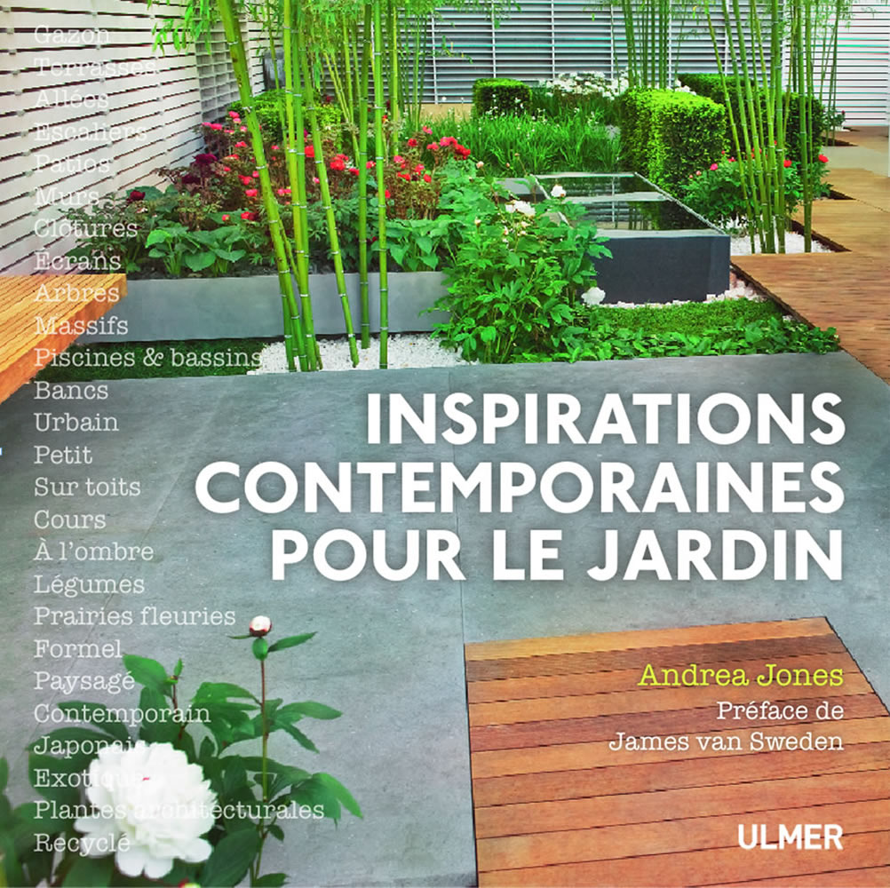 editions ulmer inspirations contemporaines pour le ForInspirations Contemporaines Pour Le Jardin